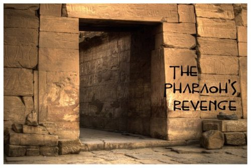 Pharaohs Revenge Display Poster