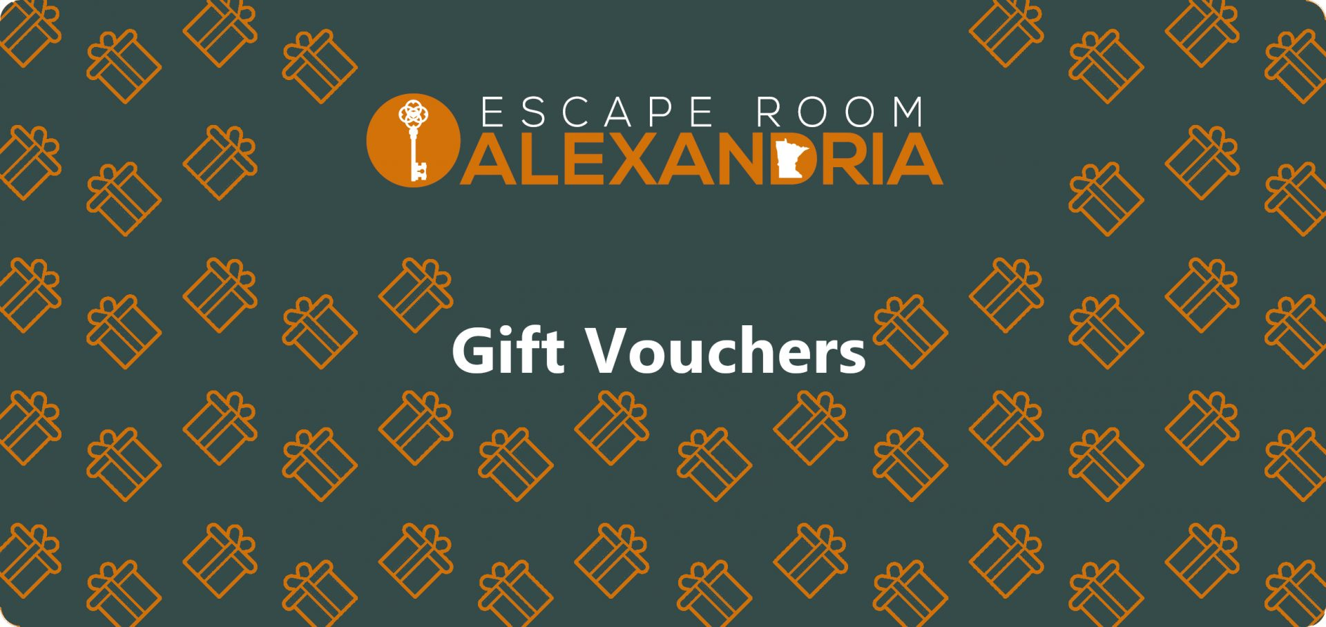 Escape Room Alexandria virtual Gift Vouchers